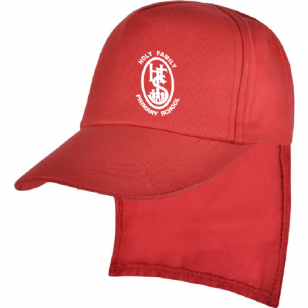 Holy Family Primary Legionnaire Red Cap